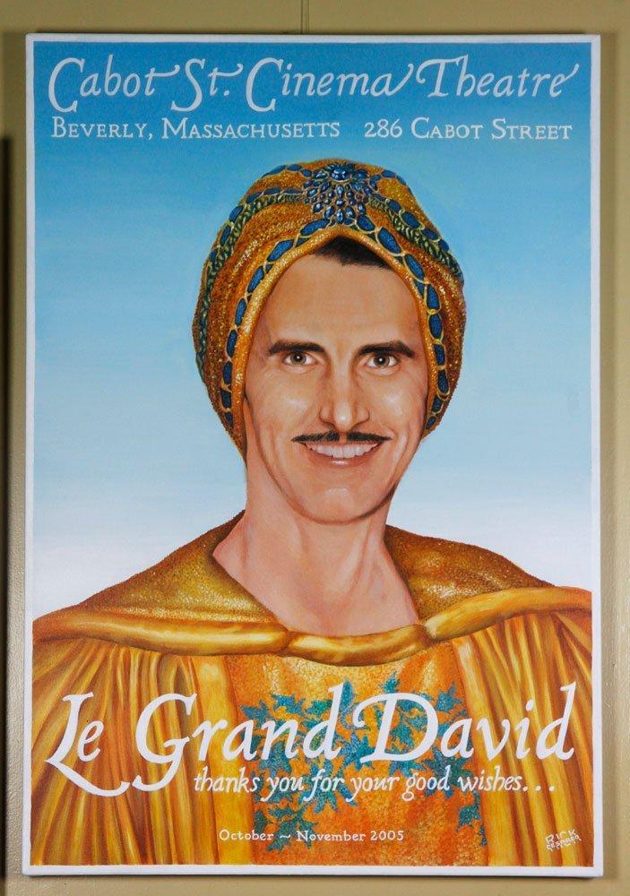 "Heath, ""Le Grand David Thanks You"", A/C"