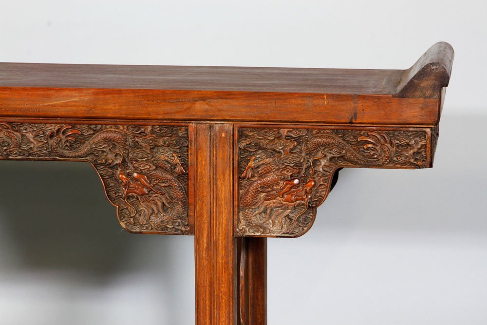 Chinese 17th/18th C. Huanghuali Altar Table - 2