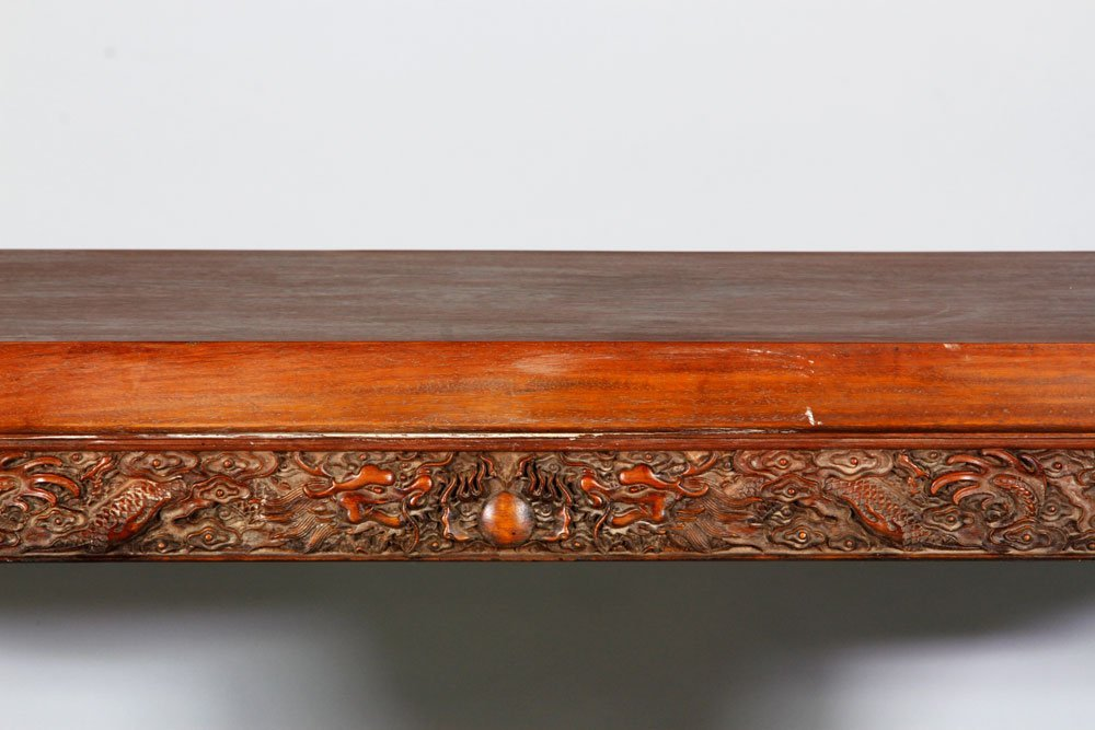 Chinese 17th/18th C. Huanghuali Altar Table - 3