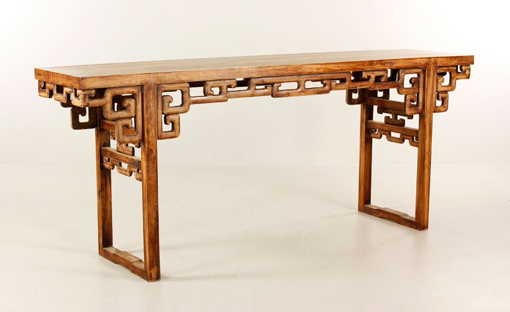 Chinese Huanghuali Altar Table - 2