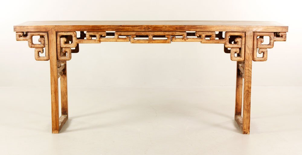 Chinese Huanghuali Altar Table - 3