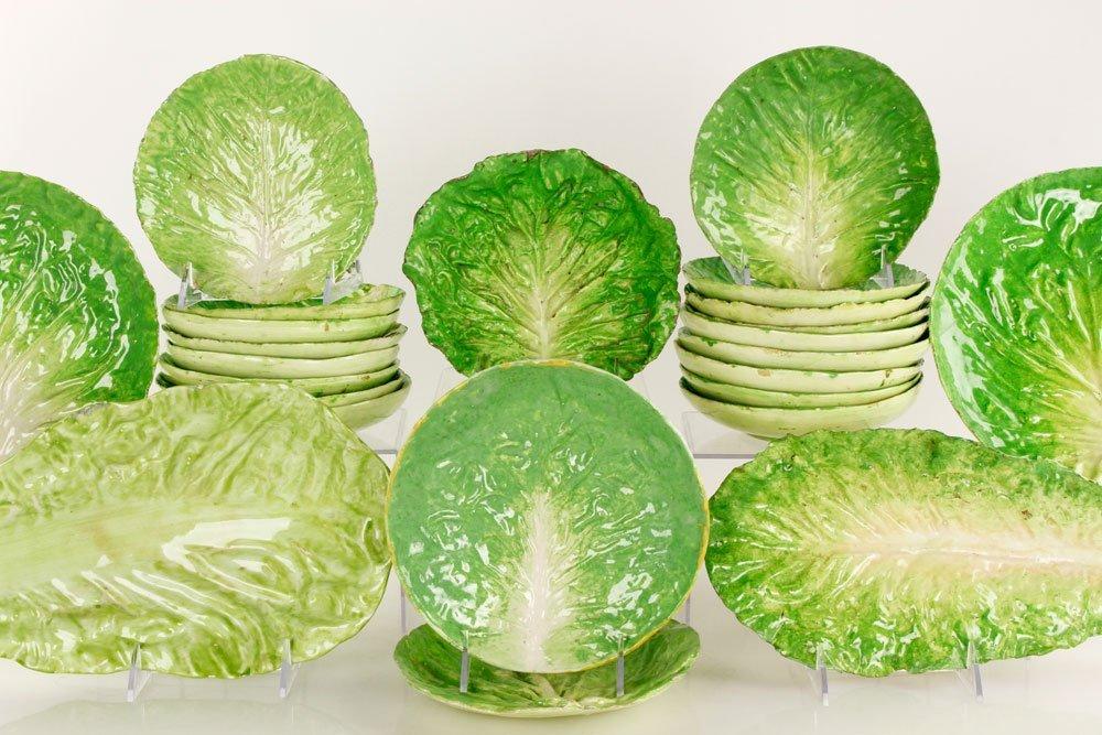 Italian Cabbage Leaf Plates - 2