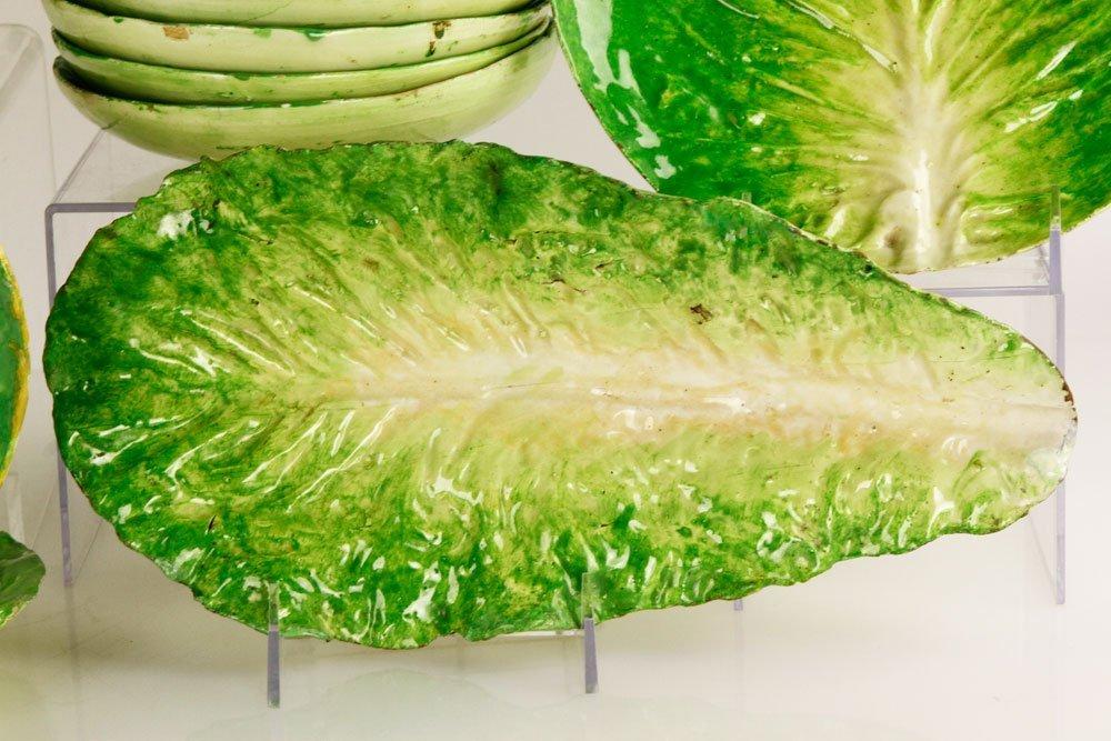 Italian Cabbage Leaf Plates - 3
