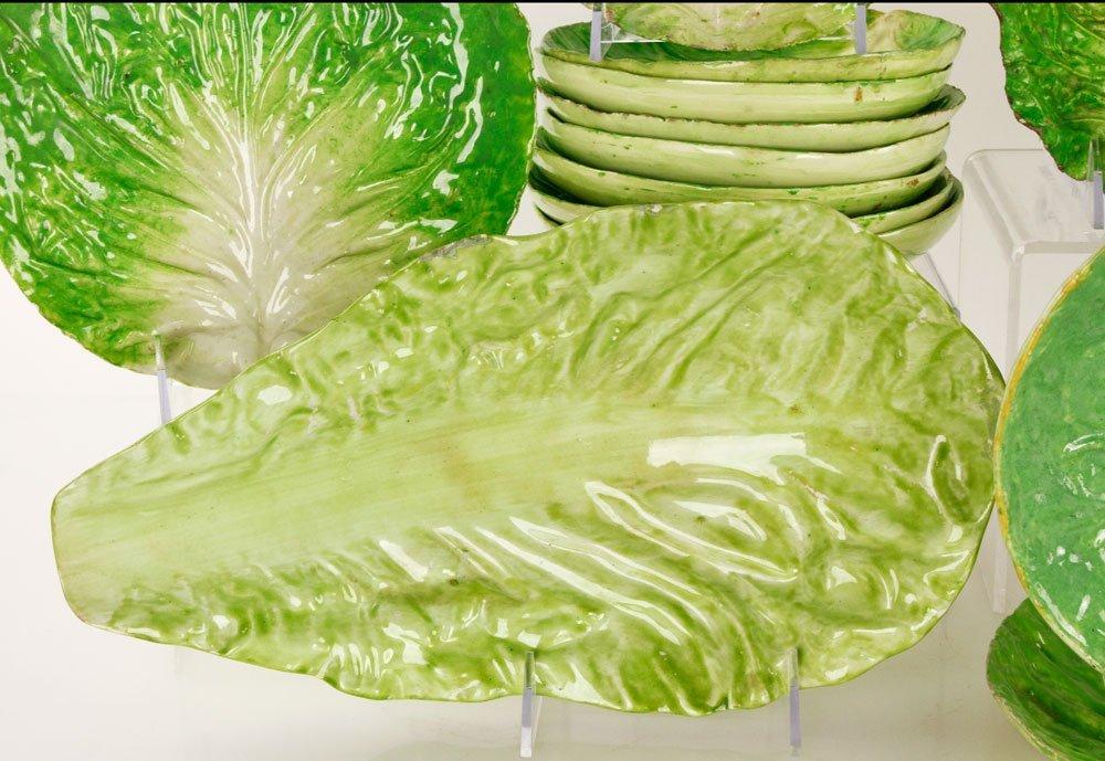 Italian Cabbage Leaf Plates - 4