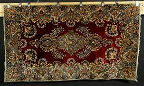 Persian SemiAntique Lavar Kerman