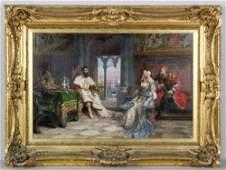 Castiglione Othello and Desdemona OC