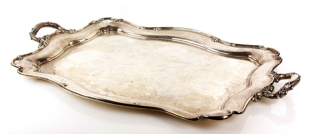 Shreve, Crump & Low Sterling Tray