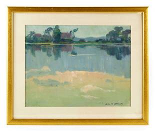 Peterson, Pond View, O/C