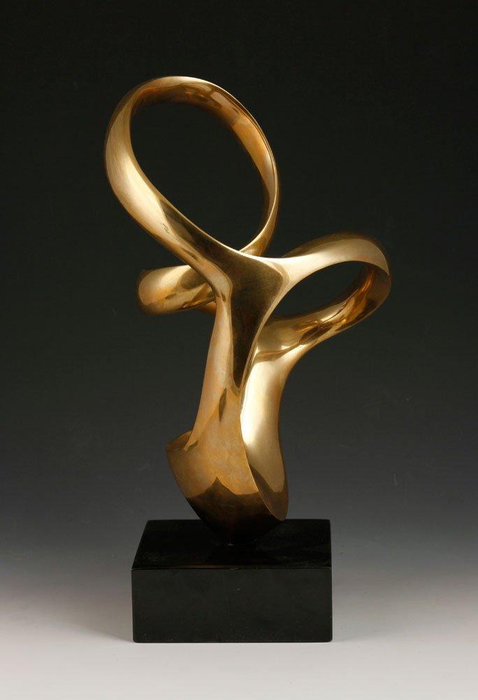 Antonio, Abstract Form, Bronze