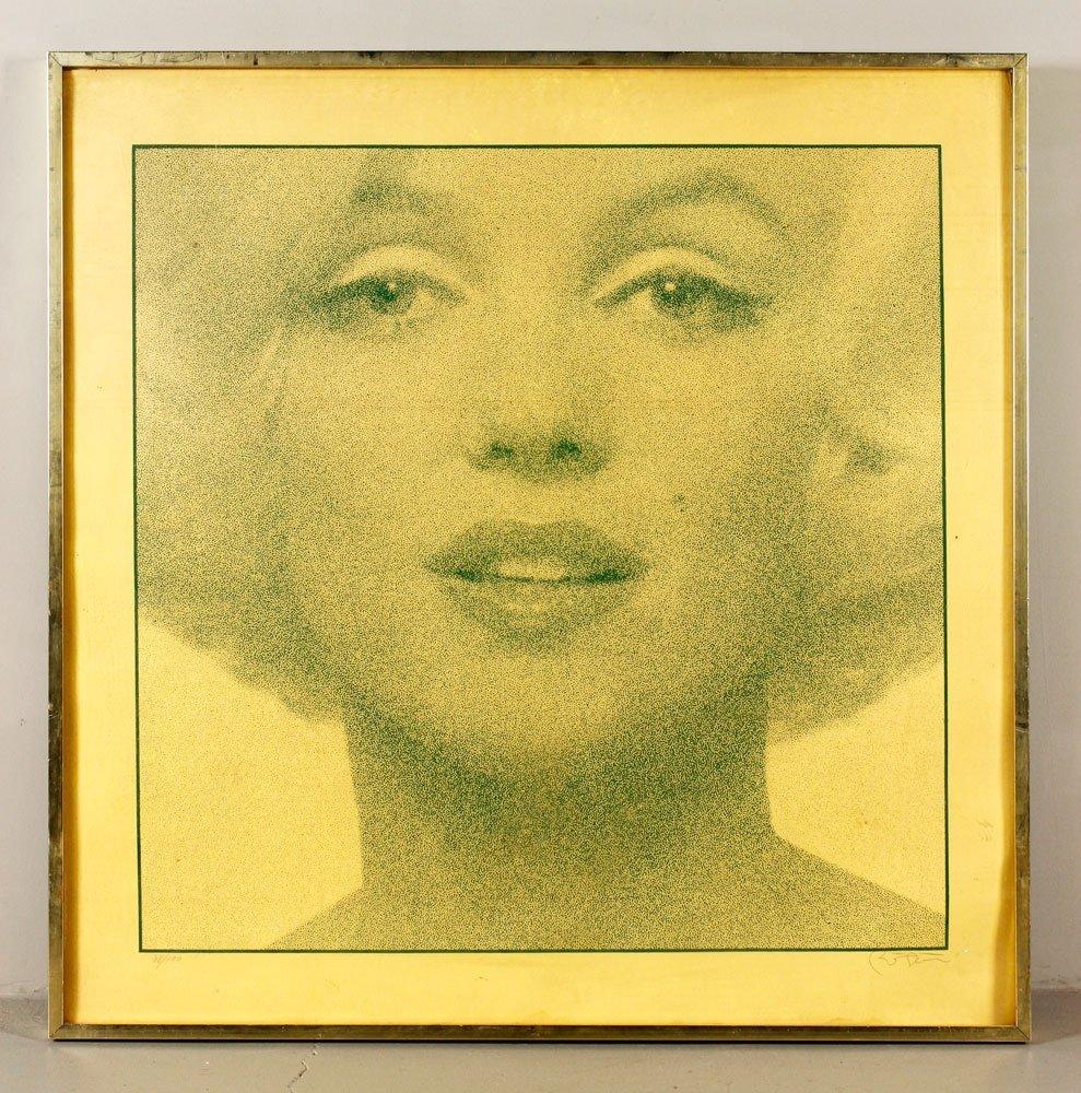 Stern, Marilyn Monroe, Silkscreen