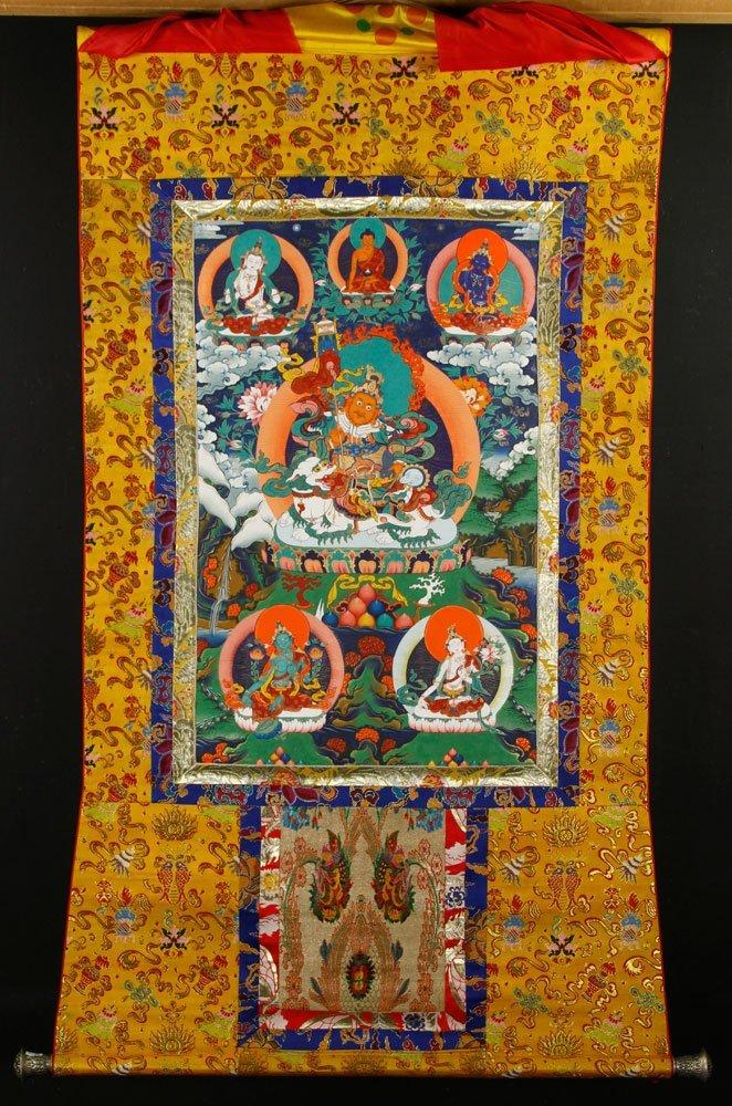 Tibetan Tangka