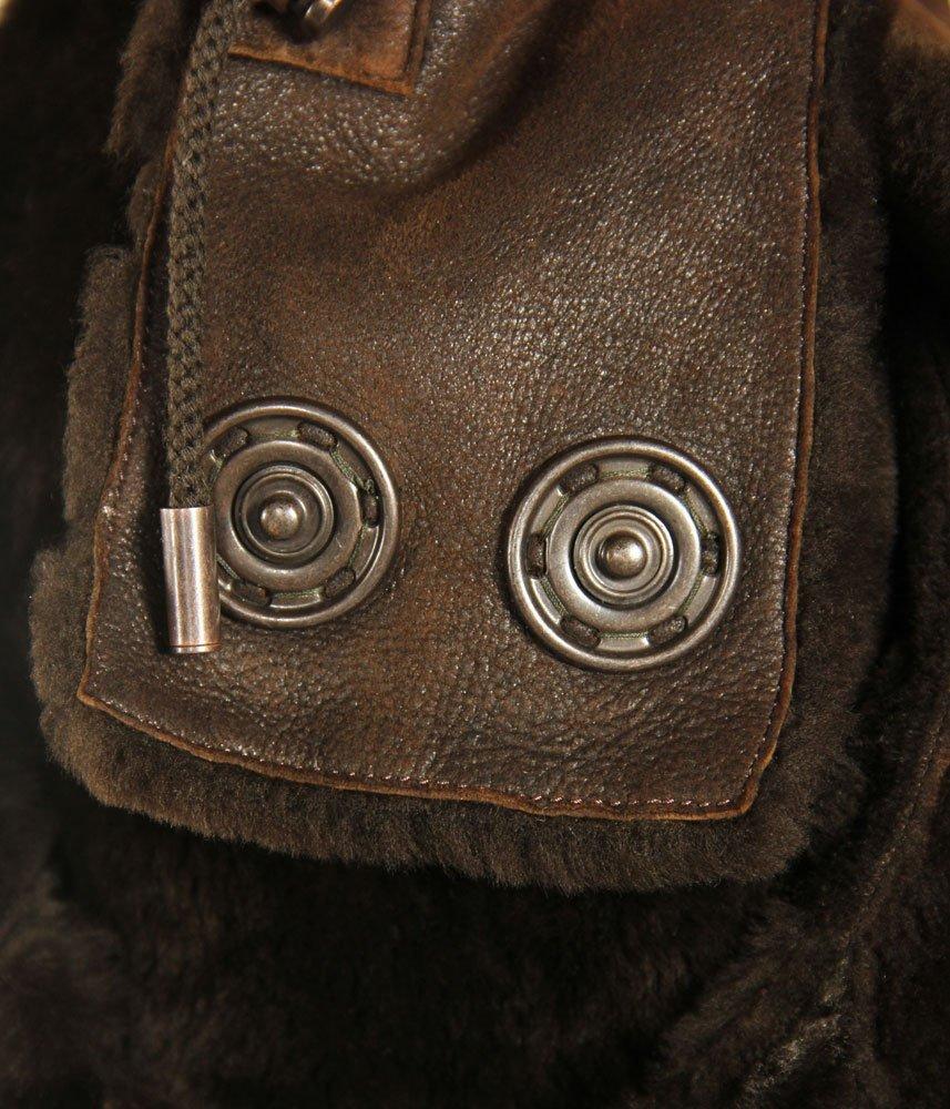 Akris Punto Shearling Coat - 4