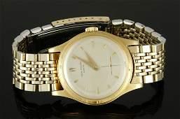 18K Yellow Gold Patek Philippe Wristwatch