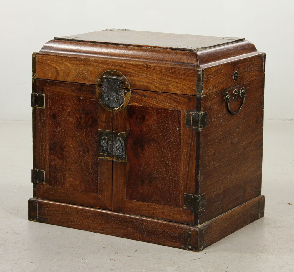 18th C. Chinese Official's Cabinet, Huanghuali