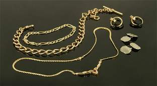 Lot of 14K Gold