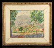 Petitjean, Landscape, O/C