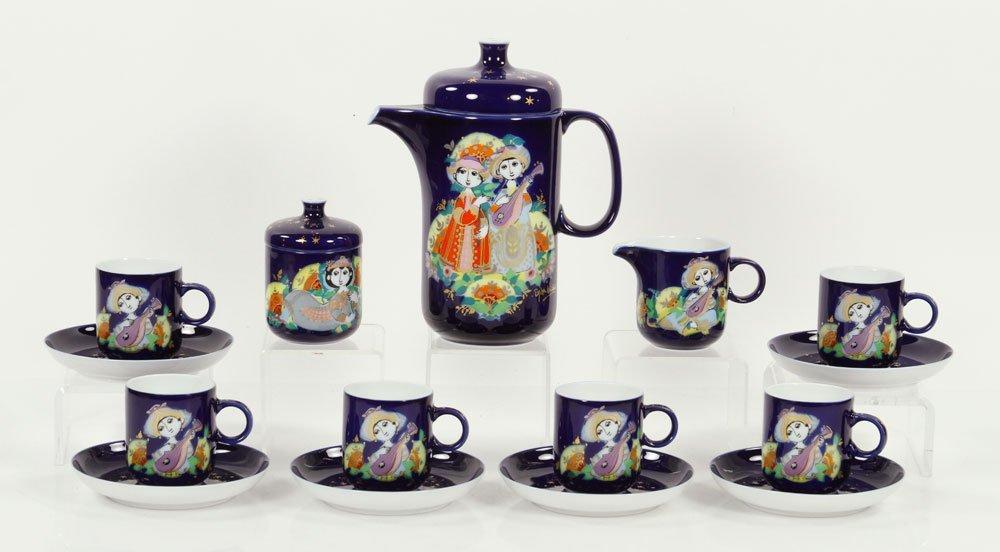 Set of Rosenthal China