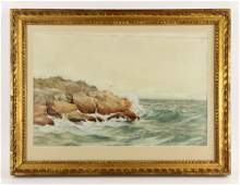 Talbot, Seascape, W/C