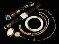 Assorted Collection of Jewelry