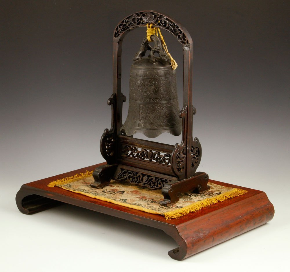19th C. Japanese Bell