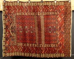 Antique Turkmen Carpet