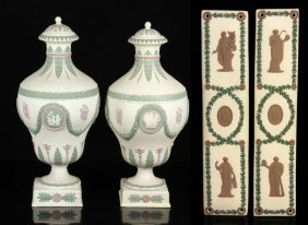 Lot Of 19th C. English Wedgwood
