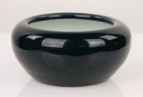 Chinese Black Glazed Bowl