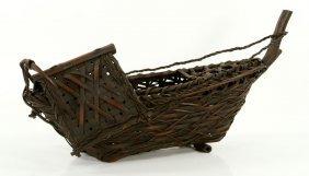Japanese Bamboo Boat