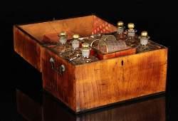 Late 18th C French Liquor Box