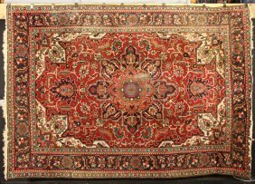 Semi-antique Persian Carpet