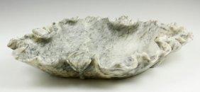 Chinese Soapstone Dish