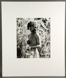"Vavara, ""child,"" Photograph"