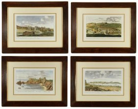 Group Of Four Slezer Prints