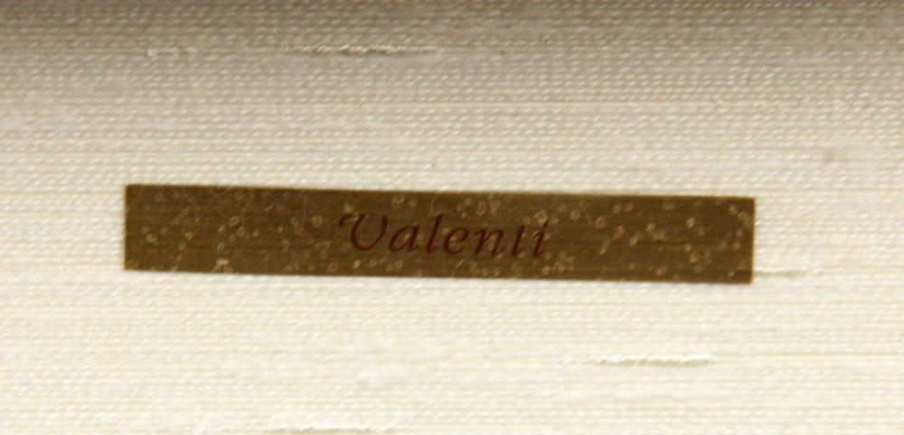 Valenti & Co. Silver Plaque - 4