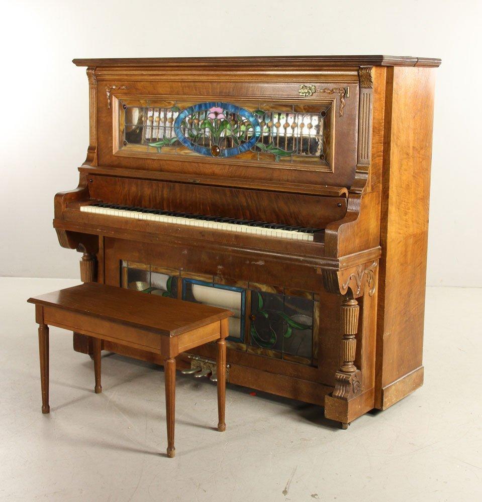 Haines & Co. Nickelodeon Player Piano