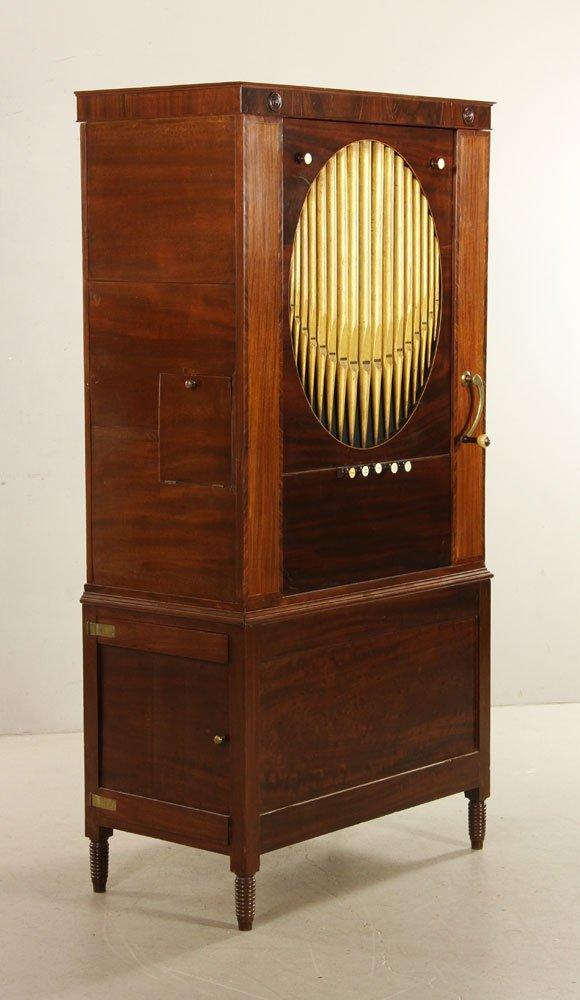 Rare Barrel Organ