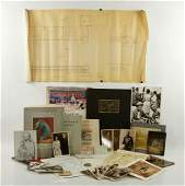 Lot of Miscellaneous Ephemera