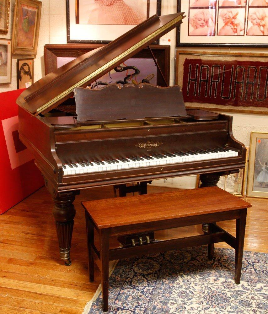 Chickering & Sons Grand Piano