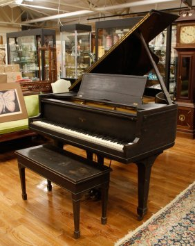 Sohmer & Co. New York Baby Grand Piano