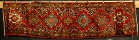 Persian Heriz Carpet Runner