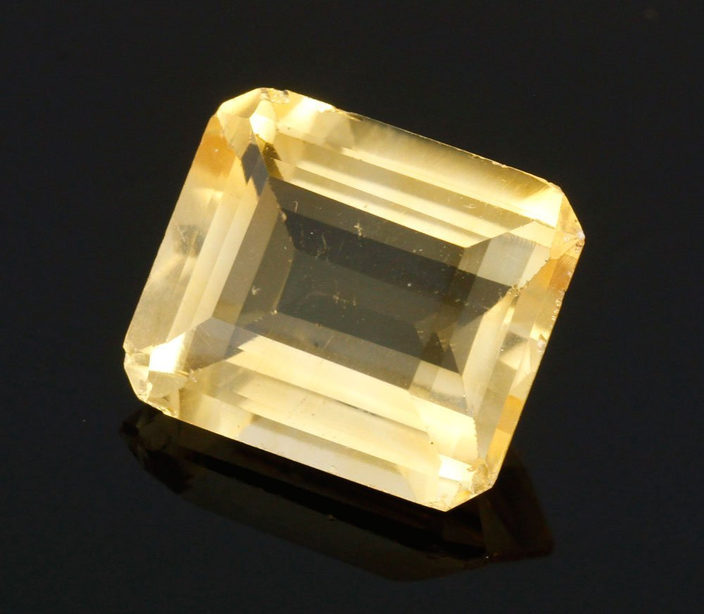 Three Topaz Stones - 4
