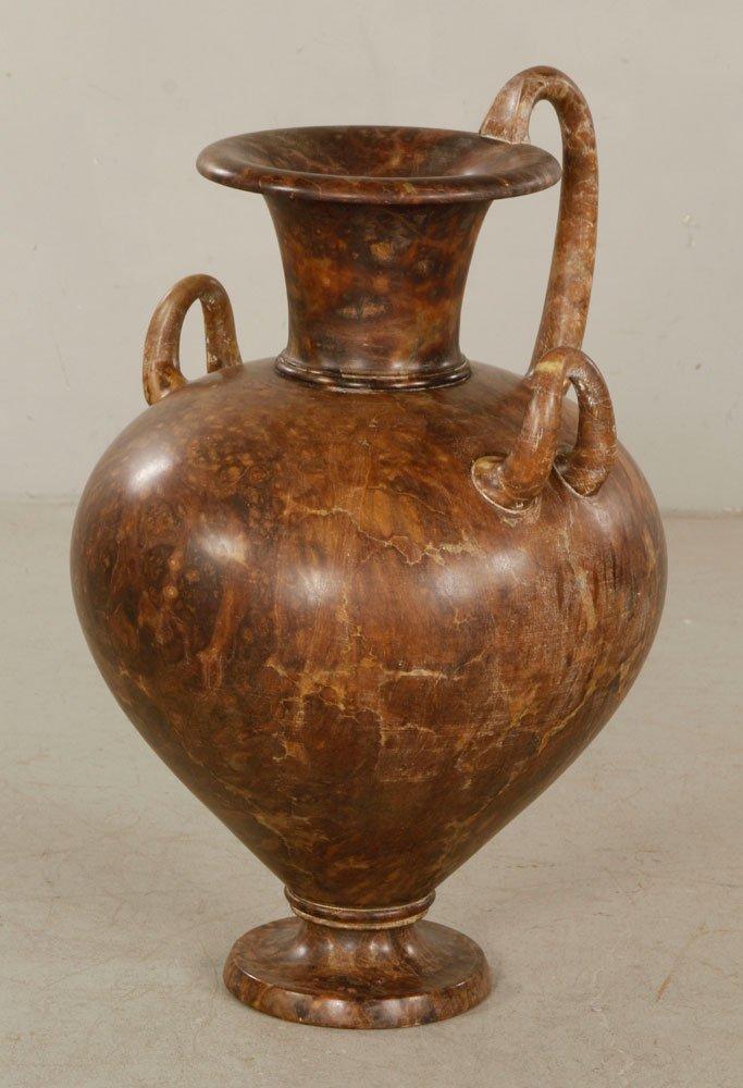 Italian Marble Urn - 3