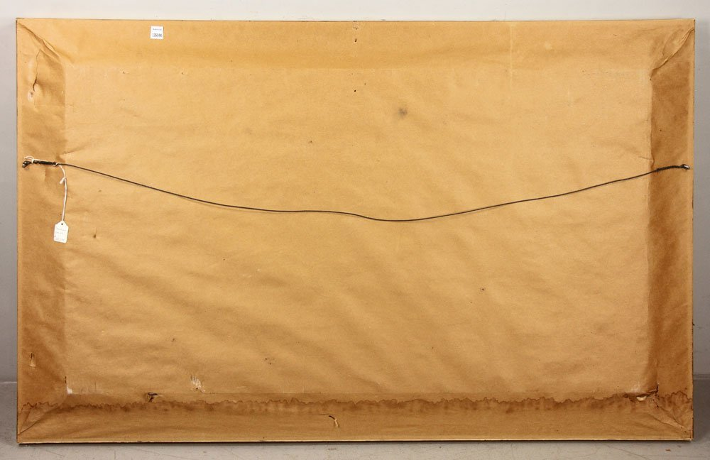 Yorke, Schooner, Oil on Canvas - 5