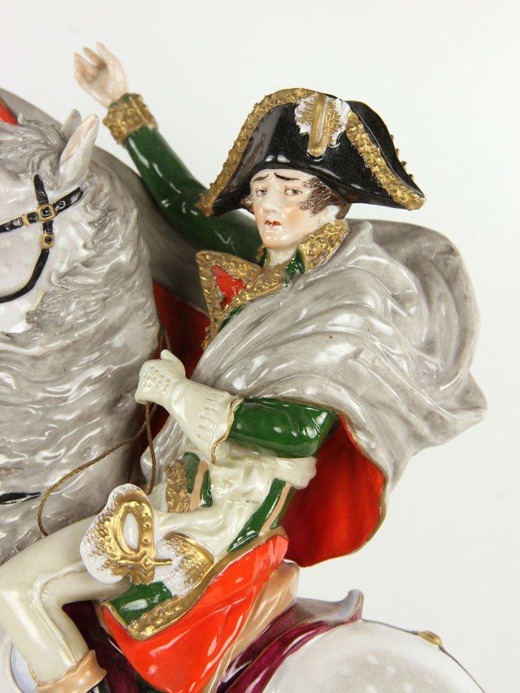 German Napoleon Figurine - 2