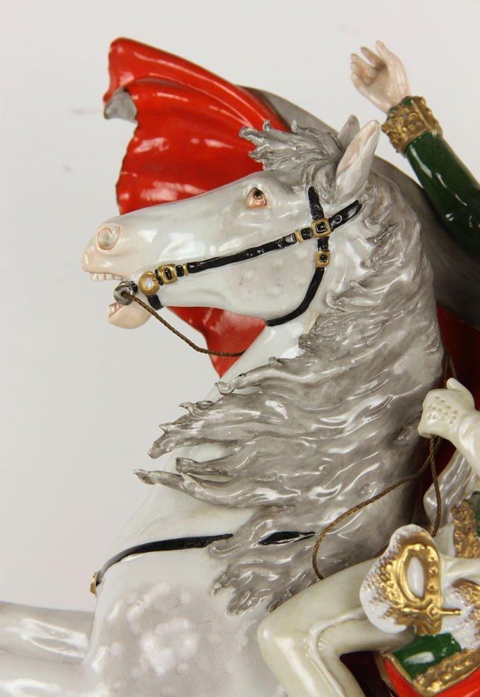 German Napoleon Figurine - 3