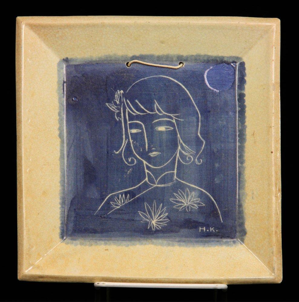 Haruk Pottery Plate