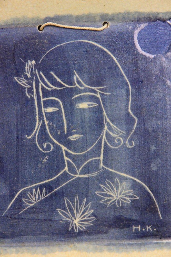 Haruk Pottery Plate - 2