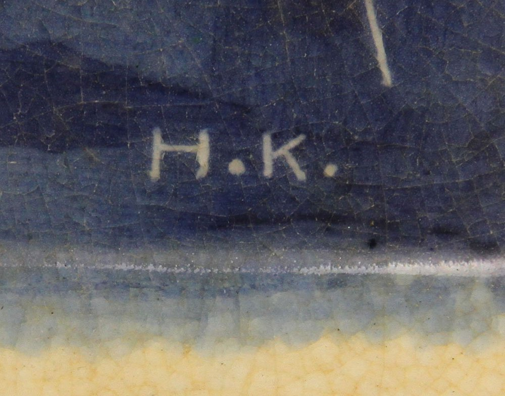 Haruk Pottery Plate - 3
