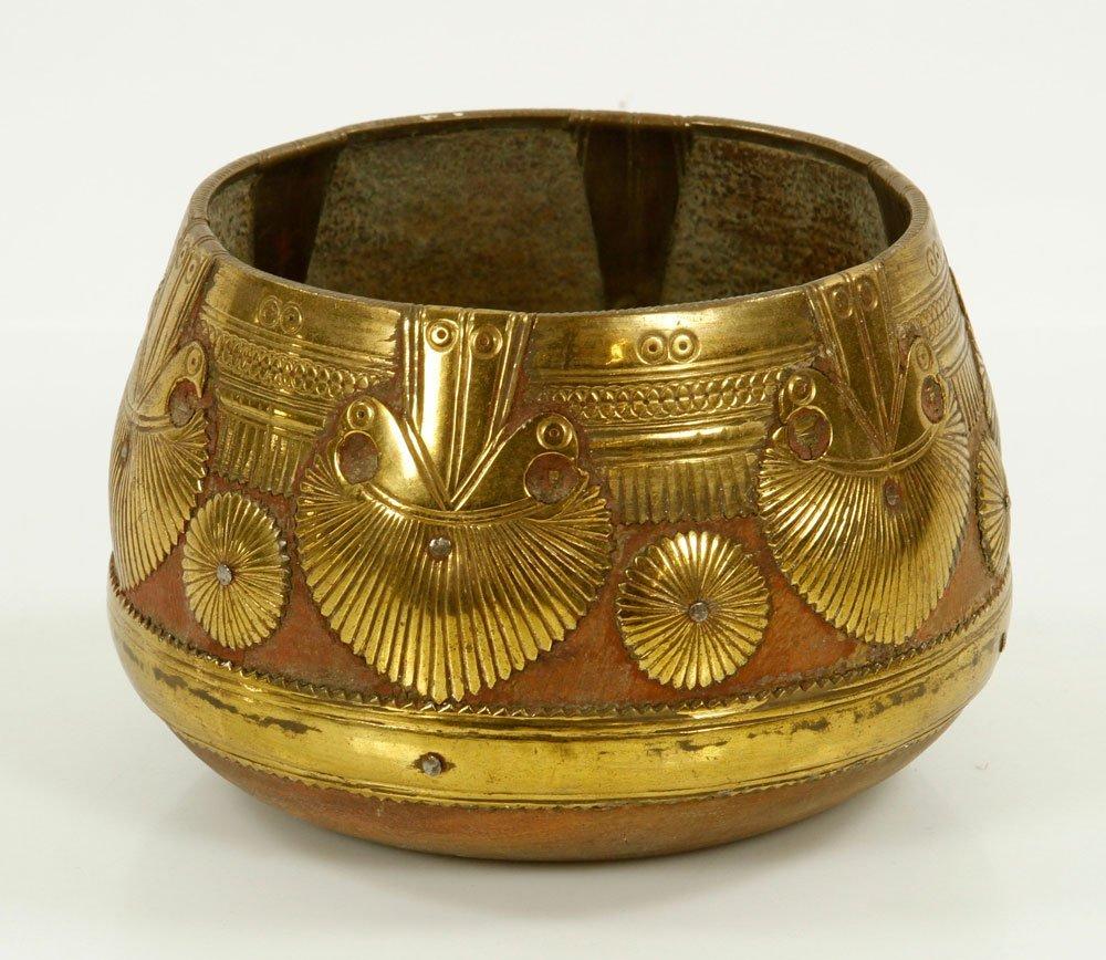 Art Nouveau Decorative Bowl