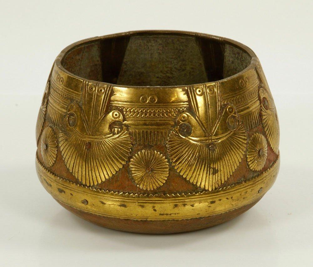 Art Nouveau Decorative Bowl - 2